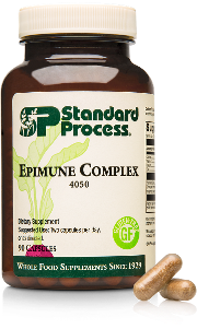 Bottle of Epimune Complex