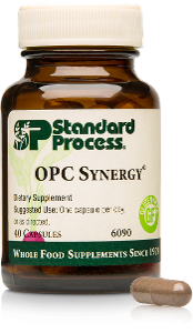 Bottle of OPC Synergy