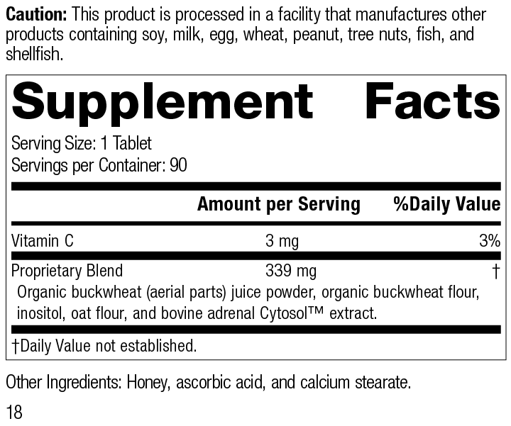 Cyruta® Supplement Facts