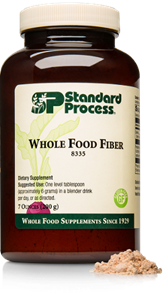 Bottle of Whole Food Fiber
